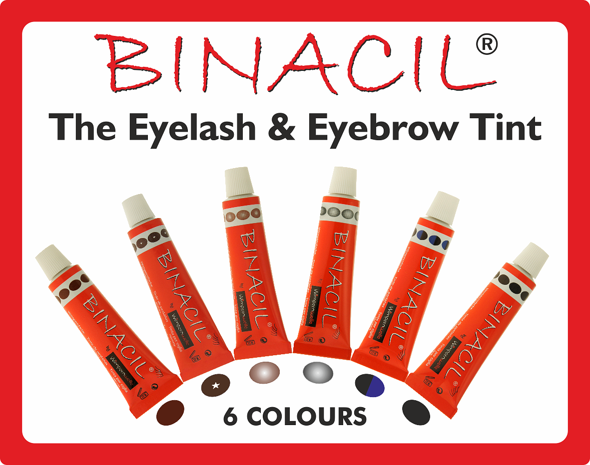 BINACIL - Eyelash & Eyebrow Tint